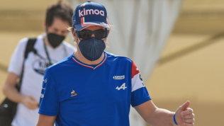 """Alonso torna in pista: """"Sono pronto, voglio vincere. Titolo? Un sogno"""""""