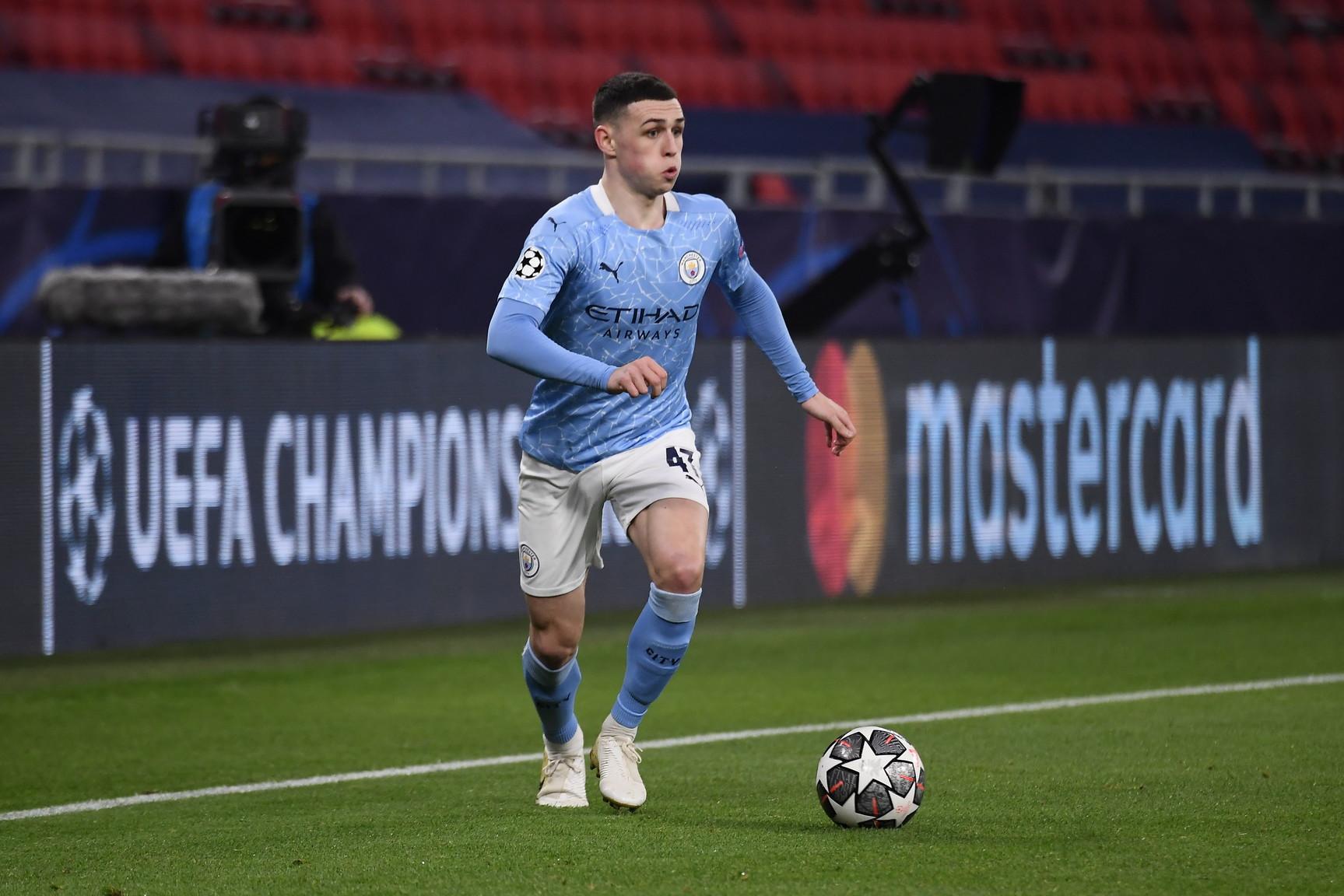 <p>1) Foden, Manchester City: 190,2 milioni di euro</p>