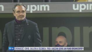 Fiorentina, Prandelli si dimette