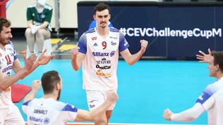 Milano contro Ankara per la Challenge Cup: la finale alle 16:00 sul sito