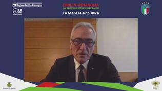 """Gravina: """"L'Italia è terapia alle difficoltà degli ultimi mesi"""""""