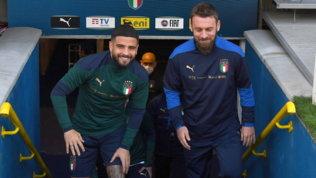 Italia, allenamento verso l'Irlanda del Nord