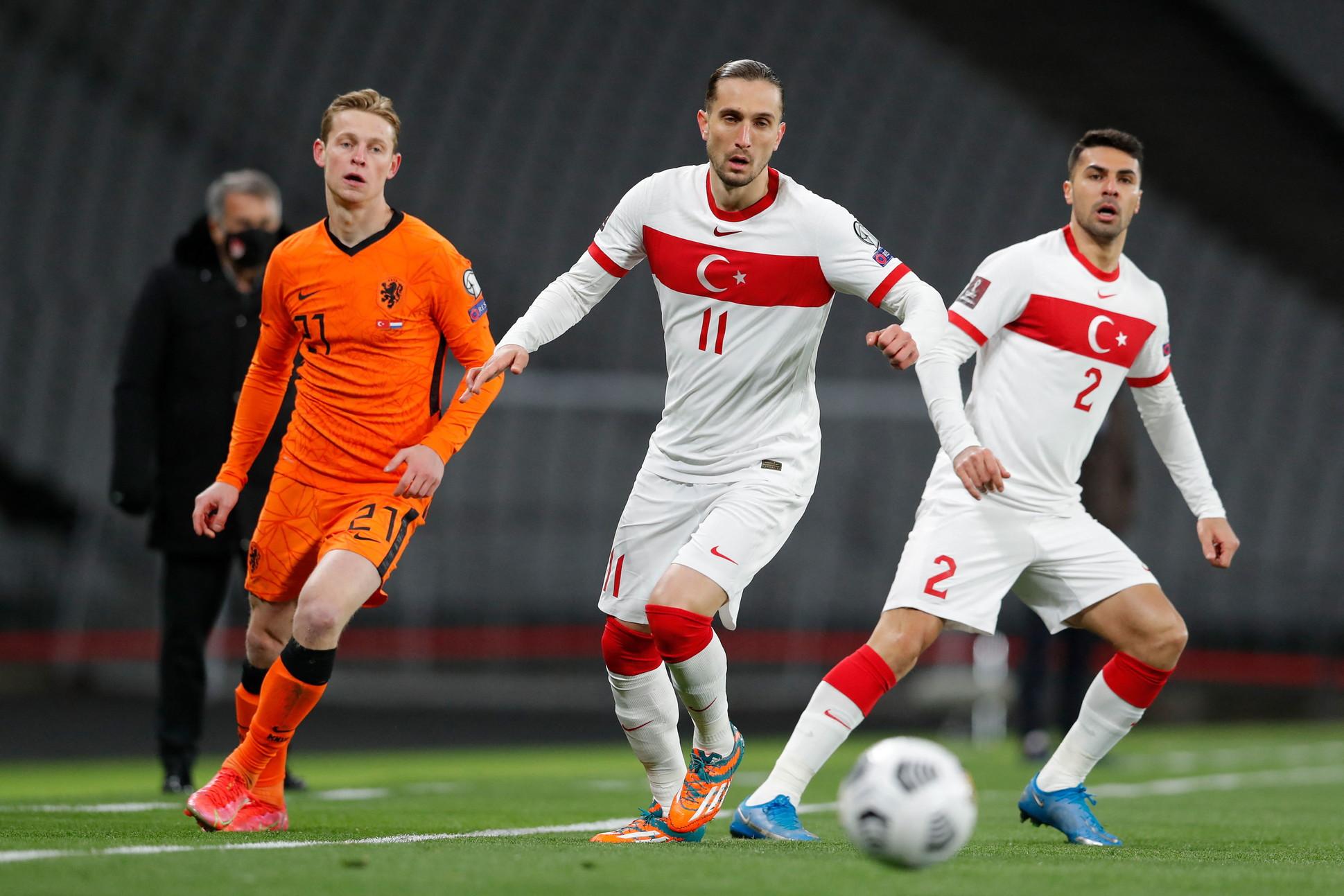 Turchia-Olanda 4-2, le migliori foto del match.<br /><br />