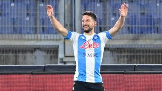 """Mertens: """"A Napoli sono un re. Posso giocare fino a 40 anni"""""""