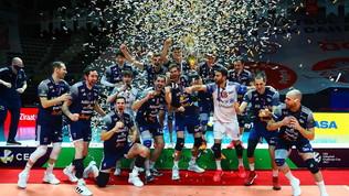 Challenge Cup, Milano da applausi: rimonta Ankara e trionfa in Europa