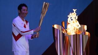 Tokyo 2020, la fiamma olimpica parte da Fukushima