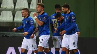 L'Italia parte bene,Berardi e Immobile stendono l'Irlanda del Nord