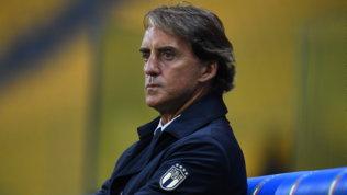 """Mancini: """"Primo tempo perfetto, nella ripresa troppi errori ma ci sta"""""""