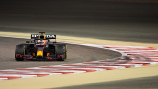 F1, libere da super Max