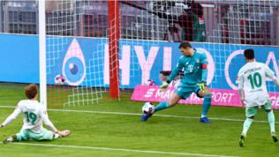 L'unicità di Manuel Neuer