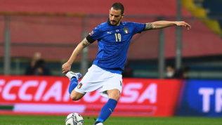 """Mondiali 2022, Bonucci: """"L'obiettivo èqualificarci presto"""""""