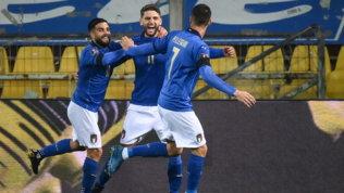 Berardi, hai un pezzo di Europeo in tasca: Mancini frena su Zaniolo