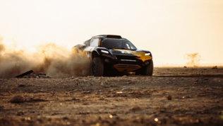 Extreme E su Mediaset:regolamento, calendario, squadre e piloti