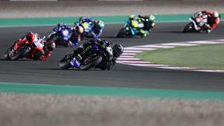 MotoGP, Vinales conquista Losail