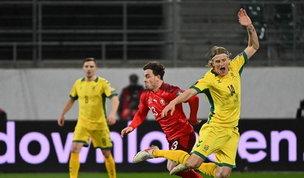 Alla Svizzera basta Shaqiricon la Lituania, vincono Svezia e Germania