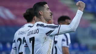 Ronaldo è il migliore di inizio 2021 in A: Lukaku fuori dalla top-20
