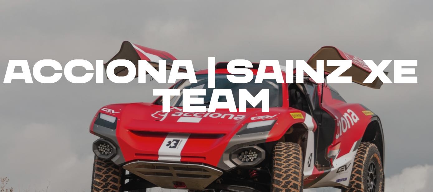 Carlos Sainz, due volte campione mondiale rally e vincitore della Dakar, farà da capo del team e pure da pilota. Al suo fianco la connazionale Lara Sainz che, a dispetto del cognome, non ha legami di parentela con il 59enne