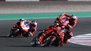 """Bagnaia, messaggio alla Ducati: """"Non mi sento secondo a Miller"""""""