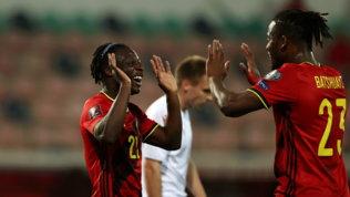 Valanga Belgio e Olanda, CR7 si rilancia| In gol Calha, Perisic e Skriniar