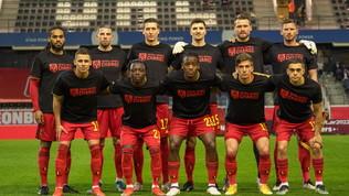 """""""Il calcio deve cambiare"""". Anche il Belgio in campo per i diritti umani"""