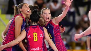 Scandicci batte la UYBA e passa il turno, anche Novara in semifinale