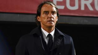 """Pragmatismo Mancini: """"Sbagliato tanto, ma l'importante era vincere"""""""