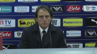 """Mancini: """"Era la terza partita, contava vincere"""""""