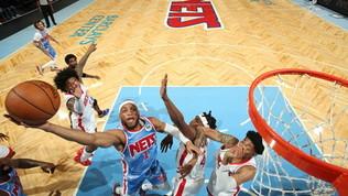 Brooklyn prima ad Est ma Harden va ko, Giannis schianta i Lakers. Successo Mavs a Boston