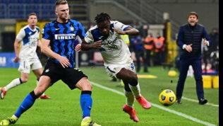 """Zapata: """"L'Inter non è la più forte, senza Europa ha lavorato di più"""""""
