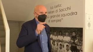"""Sacchi: """"Nazionale, il compito di Mancini è difficile"""""""