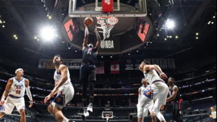 Nba: quarto successo consecutivo per Denver, stesi i Clippers