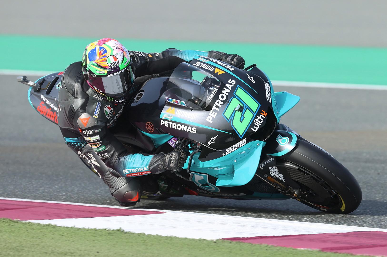 I piloti della MotoGP tornano a correre sul circuito di Losail per il GP di Doha, seconda tappa del Motomondiale.<br /><br />