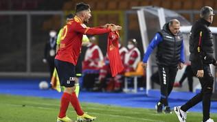 Il Lecce affonda la Salernitana, Scaglia salva il Monza a Chiavari