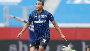 L'Atalantapuntella la Champions:Muriel e Zapata domano l'Udinese