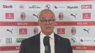 "Ranieri: ""Tanti applausi ma anche rammarico"""