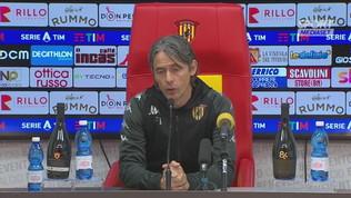 """F. Inzaghi: """"Il bicchiere è mezzo pieno"""""""