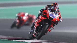 """GP Doha, pole da """"Martìnator"""""""