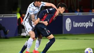 L'Inter batte il Bologna e vede lo Scudetto