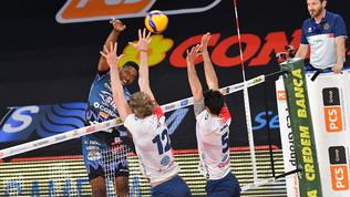 SuperLega: Perugia è in finale scudetto, Civitanova sorpassa Trento