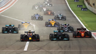 """Domenicali: """"Obiettivo finire stagione con 23 GP, gara sprint in GB"""""""