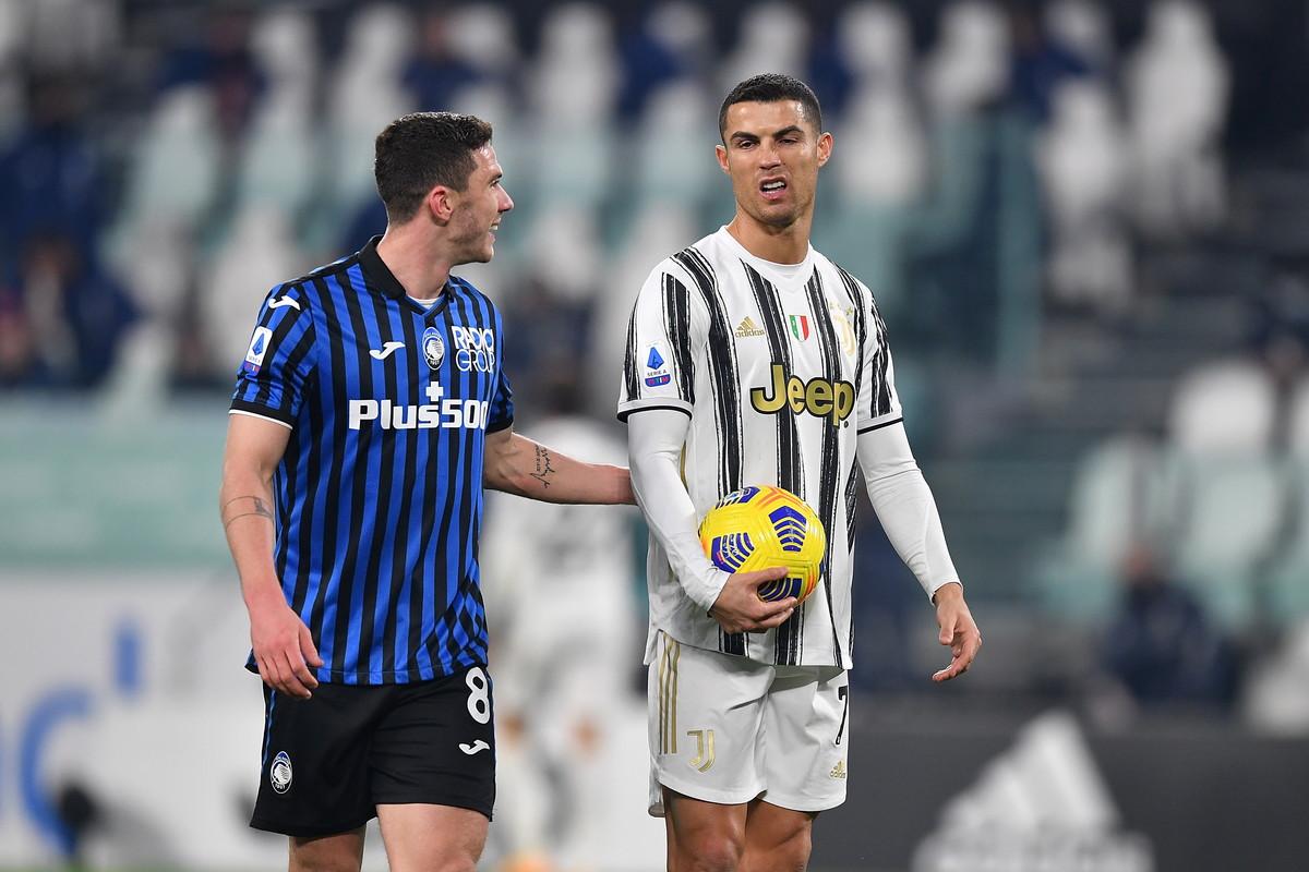 Atalanta, Gosens e la maglia di Ronaldo: