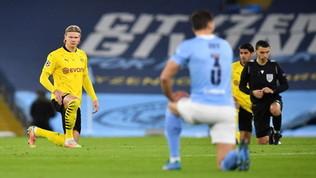 Man City-Dortmund, le immagini più belle