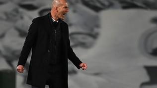 """Zidane: """"La Juve sempre nel cuore. Tornare in Italia? Non so, vediamo"""""""