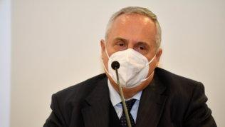 Tamponi Lazio, le motivazioni: medici responsabili, 'sconto' a Lotito