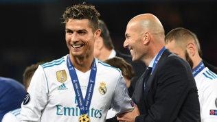 "Riquelme sfida Perez: ""Riporto CR7 al Real. Zidane via, mi piace Klopp"""