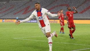 Neymar regala assist, Mbappéfa doppietta: il Psgpiega il Bayern all'Allianz Arena