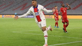 Bayern Monaco-Psg: le immagini del match