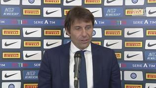 """Inter, Conte: """"Siamo i più vicini allo scudetto"""""""