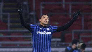 """Percassigela l'Inter e blinda Muriel: """"Ce lo teniamo stretto. E' un talento"""""""