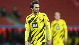 Dortmund in confusione: Hummels lasciato a Colonia dopo la partita